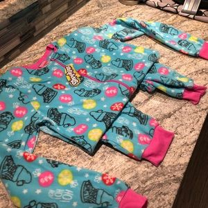 Shopkins Girls onesie- NWT